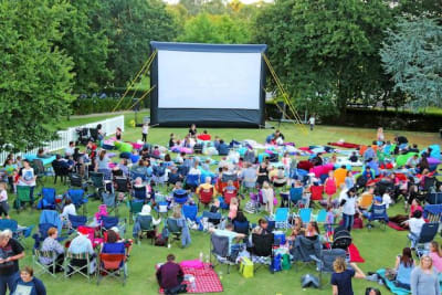 mt barker outdoor cinema