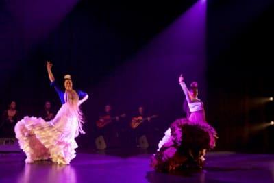 Long Bata Alma Flamenca