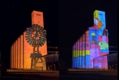 Karoonda silos