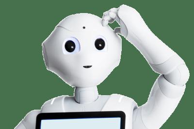 SoftBank Robotics Pepper 0