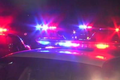 siren lights police