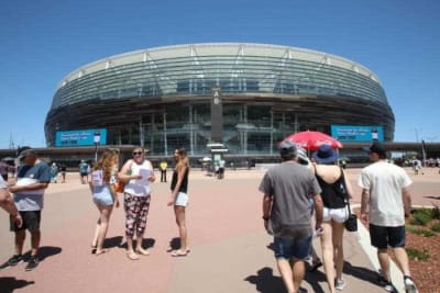 Fans snap up Grand Final tickets