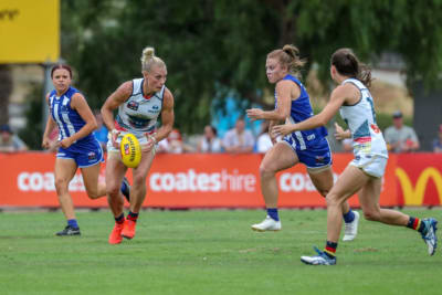 Phillips extends AFLW career