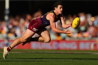 Lachie bolts in Brownlow