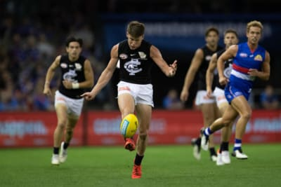 Walsh joins Blues leaders