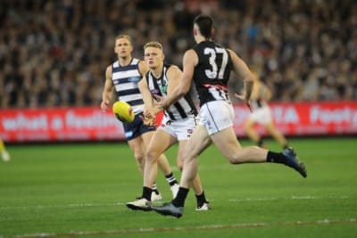 Pies put line through Treloar