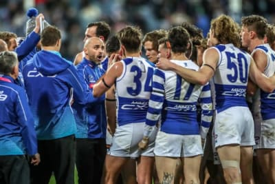 AFL won't push Roos to Tassie