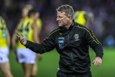No rift with coach: Cotchin