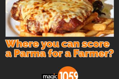 1059 Parma For a Farmer