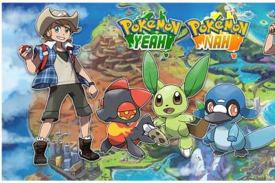 Pokemon Yeah Nah