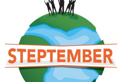 Image result for Steptember Logo
