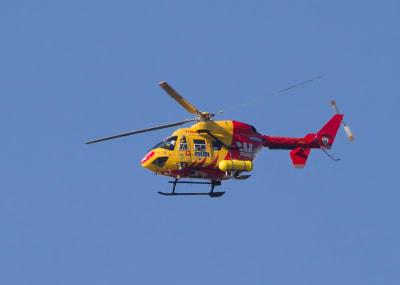 Westpac Rescue Helicopter Tasmania 1