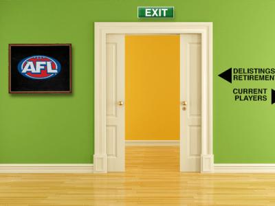 AFL List Changes