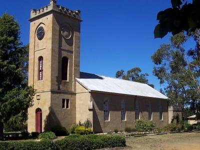 774px St Luke Anglican Church Richmond Tasmania