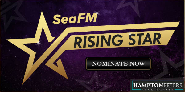 SeaFM Rising Star slider