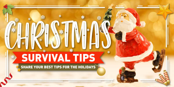 Christmas Survival Tips