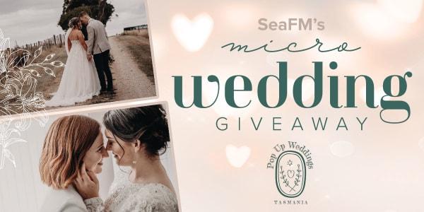 Micro Wedding giveaway slider V1