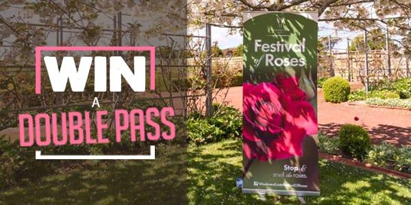 Slide Festival of Roses