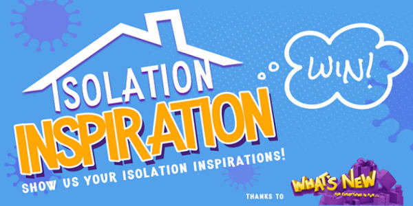 isolation inspiration slider