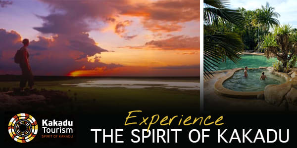 Slide Experience the Spirit of Kakadu