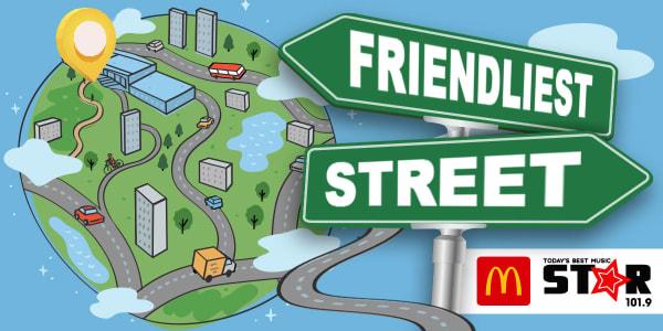 Friendliest Street slider