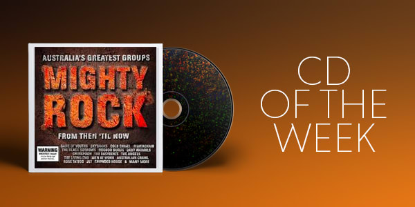 cdotw Mighty Rock Volume 1