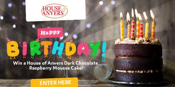 Birthday Mud Cake anvers