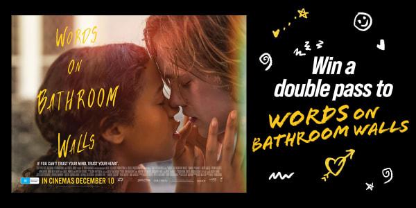 TAS Movie Tickets Words on Bathroom Walls 1200x600