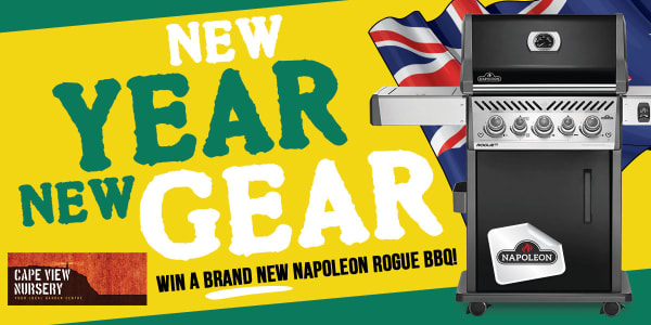 New Year New Gear BBQ giveaway slider1