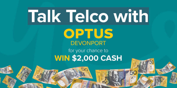 TAS LNC X6 Talk Telco with Optus slider