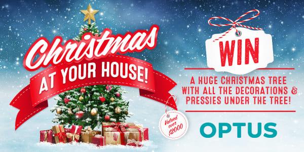 TAS DEV Devonport x4 Christmas at Your House 1200x600 OPTUS