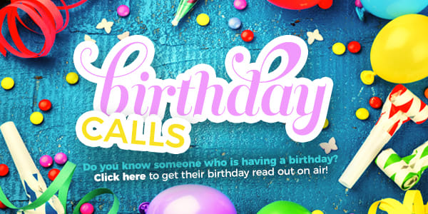 Birthday Calls Slider
