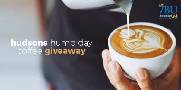 hudons hump day coffee giveaway 2