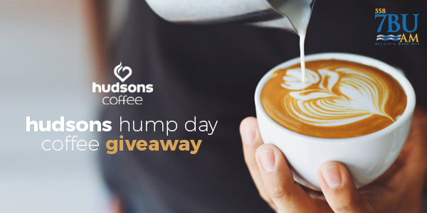hudons hump day coffee giveaway