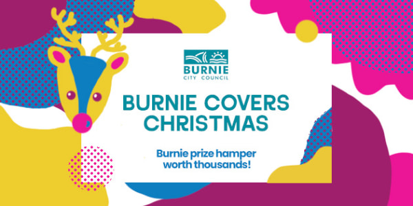 wotw Burnie CoverS Christmas