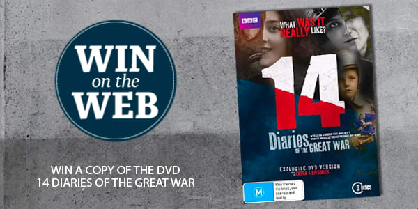 wotw 14 Diaries of the Great War1