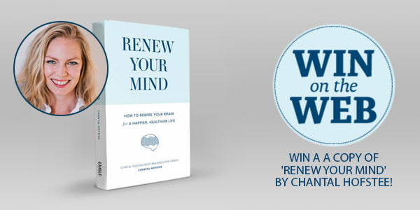 wotw Renew Your Mind by Chantal Hofstee