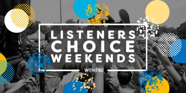 LISTENERS WEEKENDbu