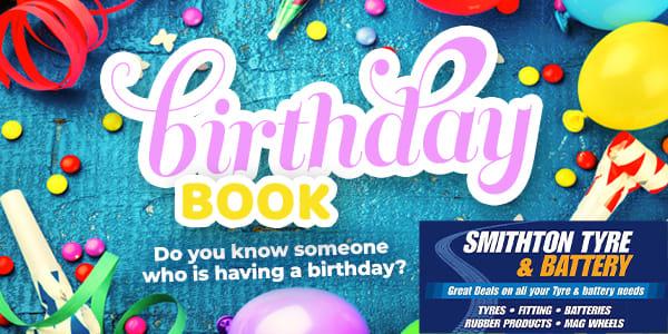Birthday Calls Slider no on air