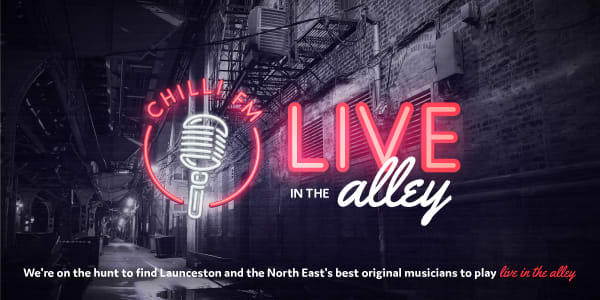 live in the alley 2017