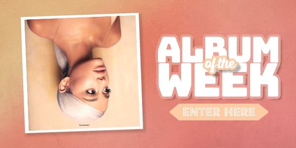 aotw Ariana Grande