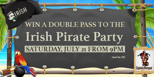 Pirate party slider