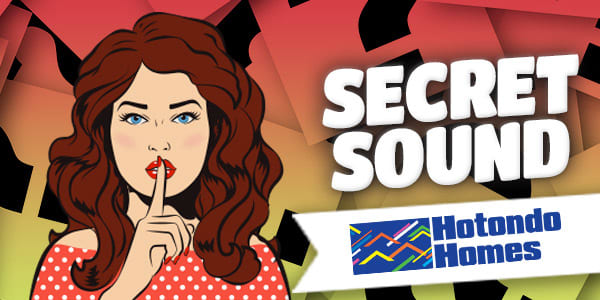 Secret Sound chilli hotondo