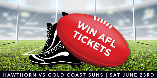 WIN AFL Tickets