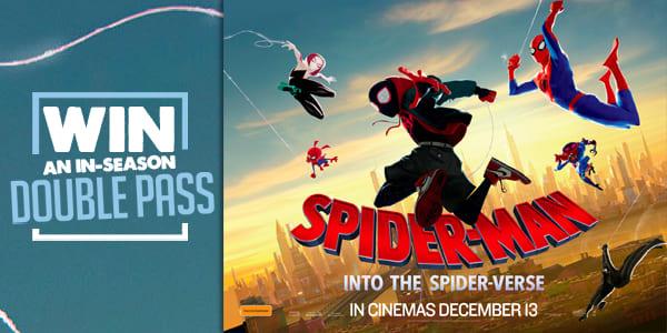 slide Spider Man