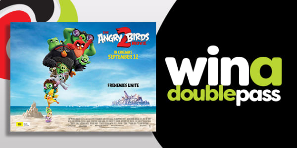 chilli win a double pass to angry birds 2
