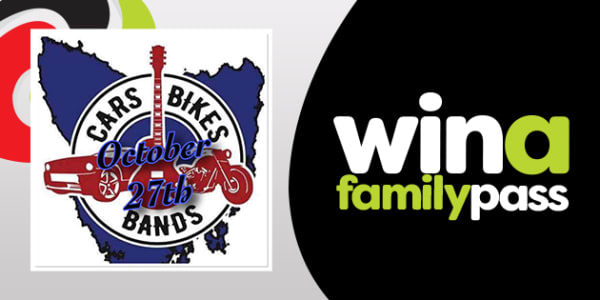 chilli win a double pass to cars bikes and bands