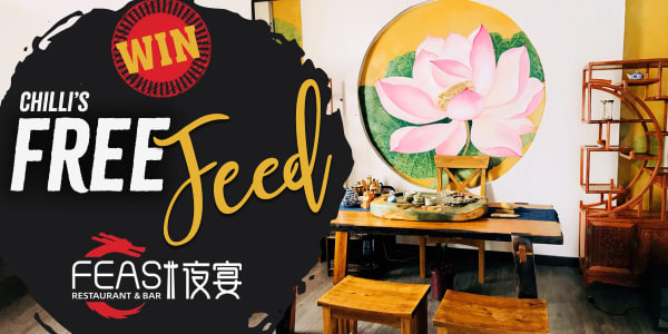 TAS LNC CHL Chillis Free Feed Feast Slider