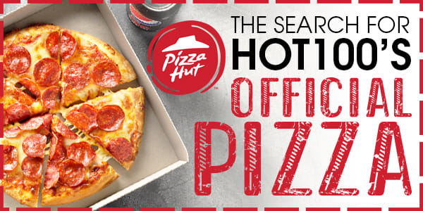 Slider Hot100 Official Pizza