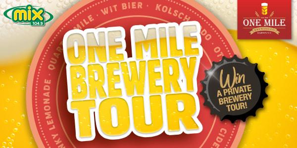 NQL DRW MIX One Mile brewery tour slider 1200x600